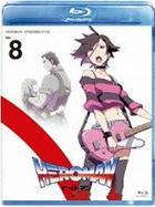 Heroman (Blu-ray) (Vol.8) (Normal Edition) (Japan Version)