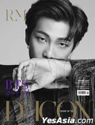 D-icon Issue 10 - BTS goes on (RM Cover) (Korean Version)