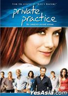 Private Practice (DVD) (The Complete Second Season) (Hong Kong Version)