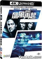 2 Fast 2 Furious (2003) (4K Ultra HD + Blu-ray) (2-Disc Edition) (Taiwan Version)