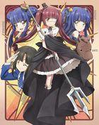 Dropkick On My Devil!! Vol.3 (Blu-ray) (Japan Version)