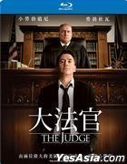 The Judge (2014) (Blu-ray) (Taiwan Version)