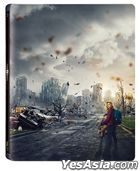 The 5th Wave (Blu-ray) (Steelbook Limited Edition) (Korea Version)