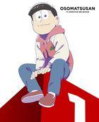 Osomatsu San 3rd Season Vol.1 (DVD) (Japan Version)