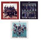 STARGAZER (3 TYPES Set + POSTER) (Japan Version)