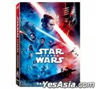 Star Wars: The Rise of Skywalker (2019) (DVD) (Taiwan Version)