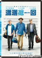 Going in Style (2017) (DVD) (Taiwan Version)
