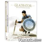 Gladiator (2000) (4K Ultra HD + Blu-ray) (20th Anniversary Steelbook Edition) (Taiwan Version)