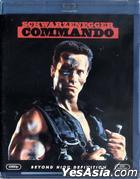 Commando  (Blu-ray) (US Version)