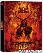Hellboy (2019) (Blu-ray) (Full Slip Limited Edition A1) (Korea Version)