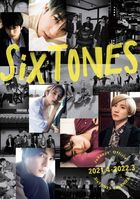 SixTONES カレンダー 2021.4-2022.3 Johnnys'Official