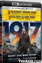 1917 (2019) (4K Ultra HD + Blu-ray) (Hong Kong Version)