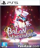 BALAN WONDERWORLD (Asian Chinese Version)