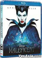 Maleficent (2014) (Blu-ray) (Hong Kong Version)