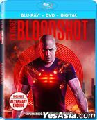Bloodshot (2020) (Blu-ray + DVD + Digital) (US Version)