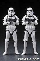 STAR WARS : ARTFX+ STAR WARS First Order STORMTROOPER 1:10 PVC Pre-painted Kit Build Pack
