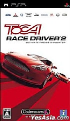 TOCA RACE DRIVER 2 (Japan Version)