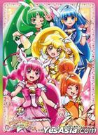Character Sleeve : Precure All Stars Spring Carnival Smile Precure (EN-059)