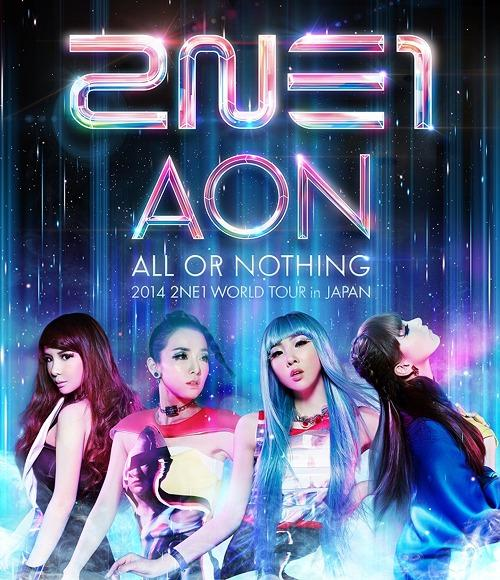 Yesasia 2014 2ne1 World Tour All Or Nothing In Japan Blu Ray Japan Version Blu Ray 2ne1 Japanese Concerts Music Videos Free Shipping North America Site