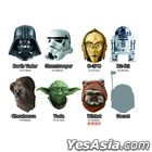 STAR WARS REAL MASK MAGNET COLLECTION -BEST SELECTION-