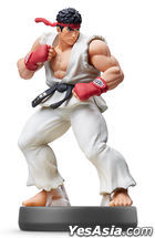 amiibo Ryu (Dairantou Smash Brothers Series) (Japan Version) (re-production)