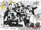 The Boyz Mini Album - The First (Taiwan Version)