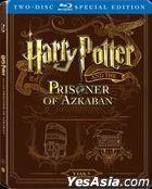Harry Potter And Prisoner Of Azkaban (2004) (Blu-ray) (2-Disc Steelbook Edition) (Hong Kong Version)