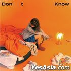 Kim Su Young EP Album - Don't Know