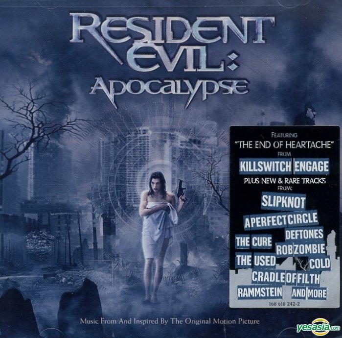 Yesasia Resident Evil Apocalypse Original Soundtrack Ost Us