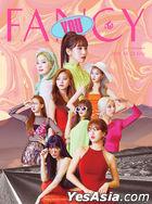 TWICE Mini Album Vol. 7 - FANCY YOU (Random Version) + Random Photo Card Set + Random Poster in Tube