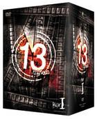 13 thirteen DVD Box Vol.1 (DVD) (Japan Version)