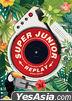 Super Junior Vol. 8 Repackage - REPLAY (Kihno Edition)