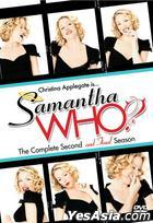 Samantha Who? (DVD) (The Complete 2nd Season) (Hong Kong Version)