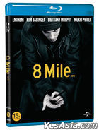 8 Mile (Blu-ray) (Normal Edition) (Korea Version)