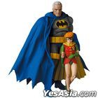 MAFEX : No.139 Batman Blue Ver. & Robin (The Dark Knight Returns)