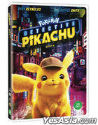 Pokemon Detective Pikachu (2DVD) (Special Limited Edition) (Korea Version)