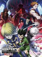 劇場版 HUNTER×HUNTER 緋色的幻影 (Blu-ray)(日本版)