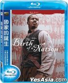 The Birth of a Nation (2016) (Blu-ray) (Taiwan Version)