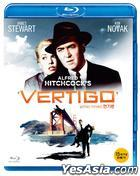 Vertigo (1958) (Blu-ray) (Korea Version)