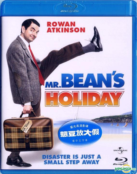 Yesasia Mr Bean S Holiday 2007 Blu Ray Hong Kong Version Blu Ray Rowan Atkinson Willem Dafoe Intercontinental Video Hk Western World Movies Videos Free Shipping