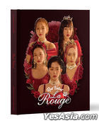 Red Velvet 3rd Concert - La Rouge Concert Photobook (Photo Story Book + Film Set + Photo Card)