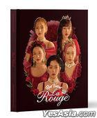 Red Velvet 3rd Concert - La Rouge Concert Photobook (Photo Story Book + Film Set + Photo Card)