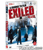 Exiled (DVD) (Korea Version)