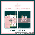 Gugudan Offcial Goods Act. 2 Narcissus Ver - Stationery Set
