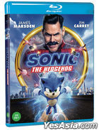 Sonic the Hedgehog (Blu-ray) (Korea Version)
