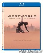 Westworld (Blu-ray) (Ep. 1-8) (Season Three) (Hong Kong Version)