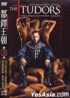 The Tudors (DVD) (Season 3) (Taiwan Version)