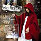 TV Anime Ayakashi Intro Theme: Cloudier Sky (SINGLE+DVD)(First Press Limited Edition)(Japan Version)