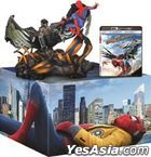 Spider-Man: Homecoming (2017) (4K Ultra HD + Blu-ray + Model Eagle vs Spider-Man Gift Set) (Hong Kong Version)