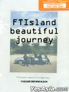FTIsland 2nd Mini Album - FTIsland Beautiful Journey (Thailand Version)